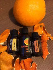 Lisandid: jahvatada apelsinikoort , kasutada porgandiõli ja eeterlikke õlisid.