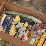 Kadaka puitviiruk lavendli ja eukalüptiga