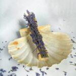 Palo Santo puitviiruk lavendliga