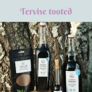 Tervise tooted