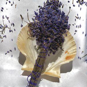 Lavendli suitsuküünal/tossukimp/lõhnakimp
